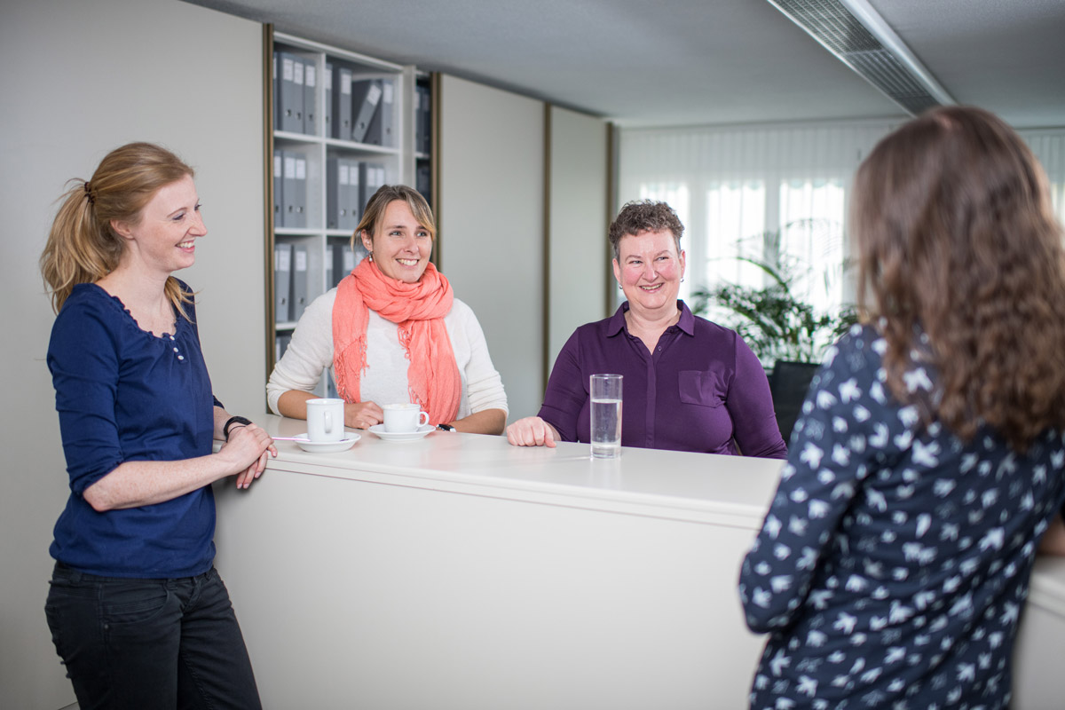 Sovaria Treuhand AG Kloten Teambild